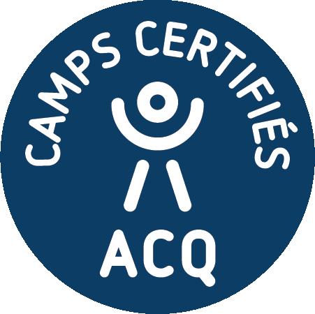 Logo ACQ Bleu fond plein