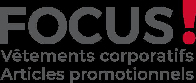 Focus logo slogan